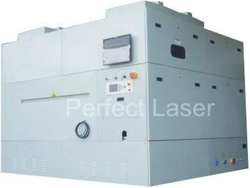 Thin Film Scribing P1 , P2 , P3 Laser Welding Machine High Speed 1500mm/s