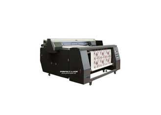الصين Textile Printing Machine Industrial Inkjet Printer Sublimation Ink Type المزود