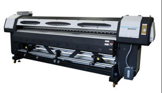 الصين High Performance Sheet Metal Inkjet Printing Machine 3.2M Print Width المزود