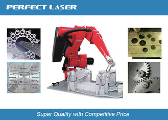 الصين Advanced imported USA laser system fiber laser cutting system cutting steel المزود