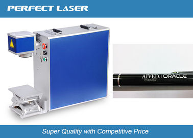 الصين Portable Laser Marking Machine , Handheld Rotary Marking Machine With SGS / TUV Standard المزود