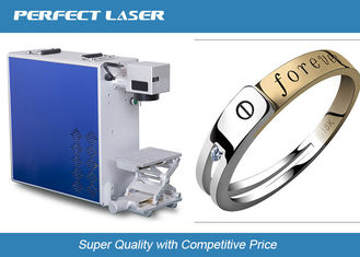 الصين Small UV Stainless Steel Laser Engraving Machine , CNC Metal Marking Machine Durable المزود