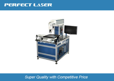 الصين Smooth Edge Laser Scribing Machine , 20w 10w Solar Cell Fiber Cutting Machine المزود