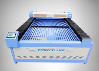 الصين Hermetic And Detached Tube CO2 Laser Engraving Machine , Leather wood laser cutting machine المزود