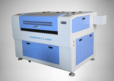 Non metal CNC Mini CO2 Laser Engraving Machine With Imported LCD Touch Screen
