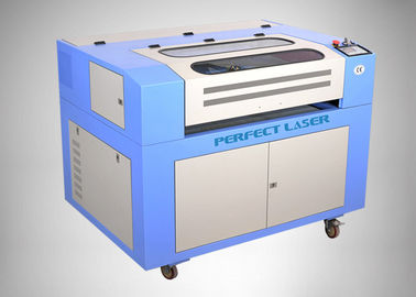Graphic Format Supported CO2 Laser Engraving Machine With Imported Focus Lens