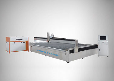 Overall Gantry Type Three Axis Water Cutting Machine FOR Stainless Steel , PEG -4020