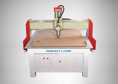 High Repetition Accuracy Aluminum Alloy Wood Cutting CNC Router Machine