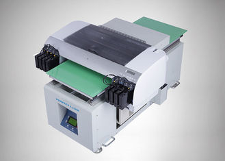 Full Color Industrial Inkjet Printer textile Digital Printing Machine 420mmX800mm