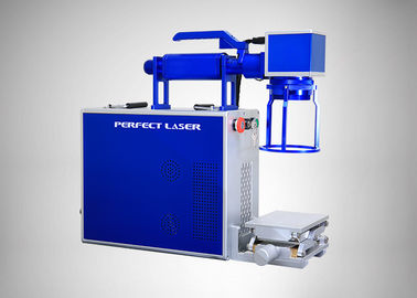 الصين 0 - 5000mm/S Handheld Laser Engraving Machine , 220V Metal / Plastic Marking Machine موزع